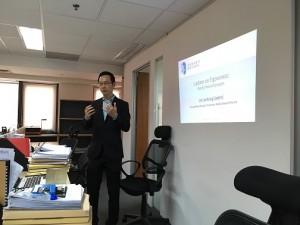 Updates on Ergonomics - Jaden Lim